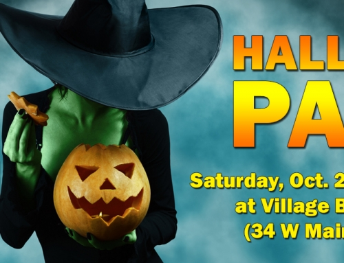 Village Brewing Company's Halloween Bash!!