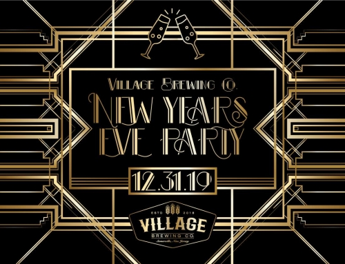 Village Brewing Company's 2019 New Years Eve Bash!!