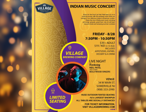Village Brewing Company Presents Bollywood in Your Neighborhood!!
